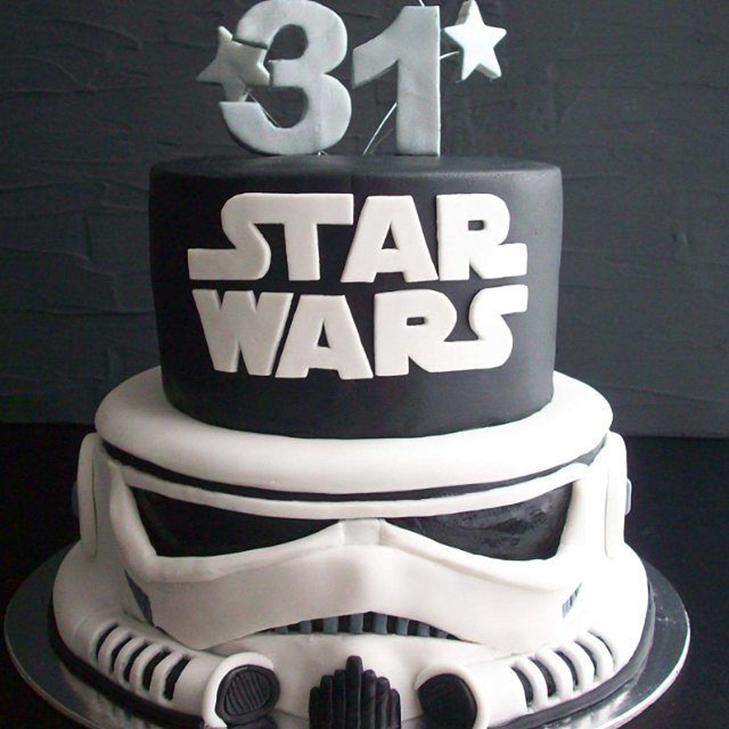 30 крутих тортів за мотивами відомих фільмів - фото 1