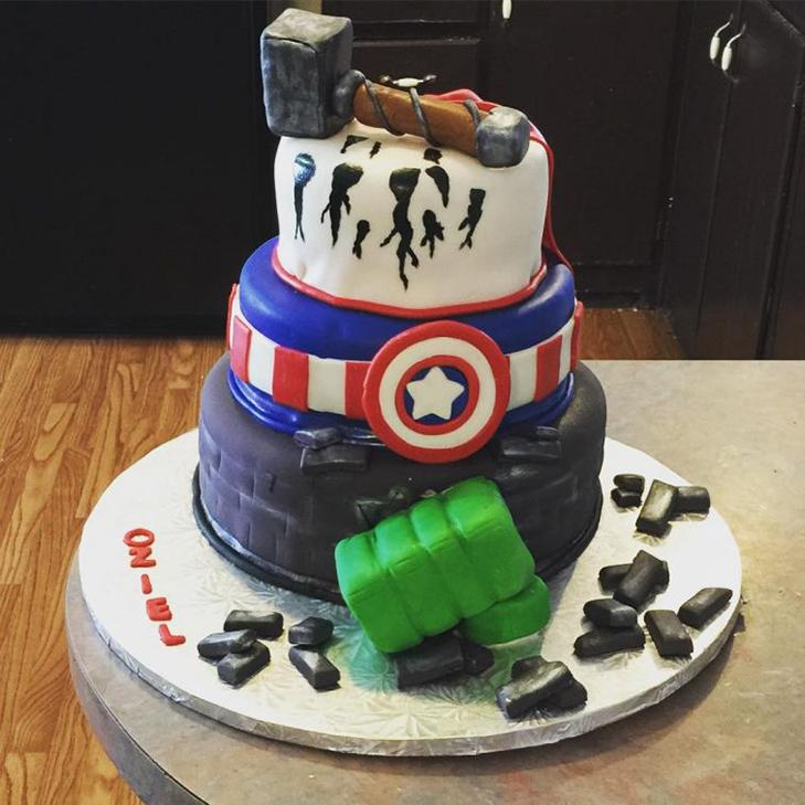 30 крутих тортів за мотивами відомих фільмів - фото 3