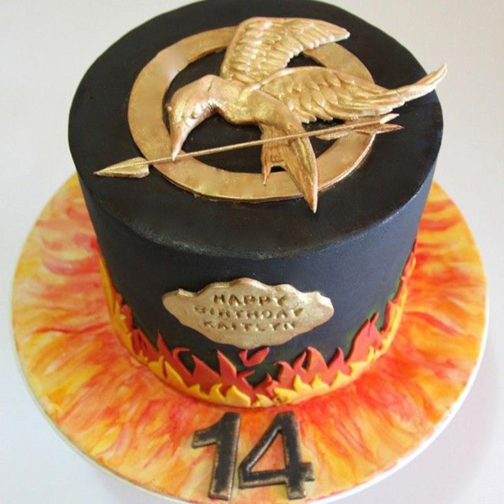 30 крутих тортів за мотивами відомих фільмів - фото 11
