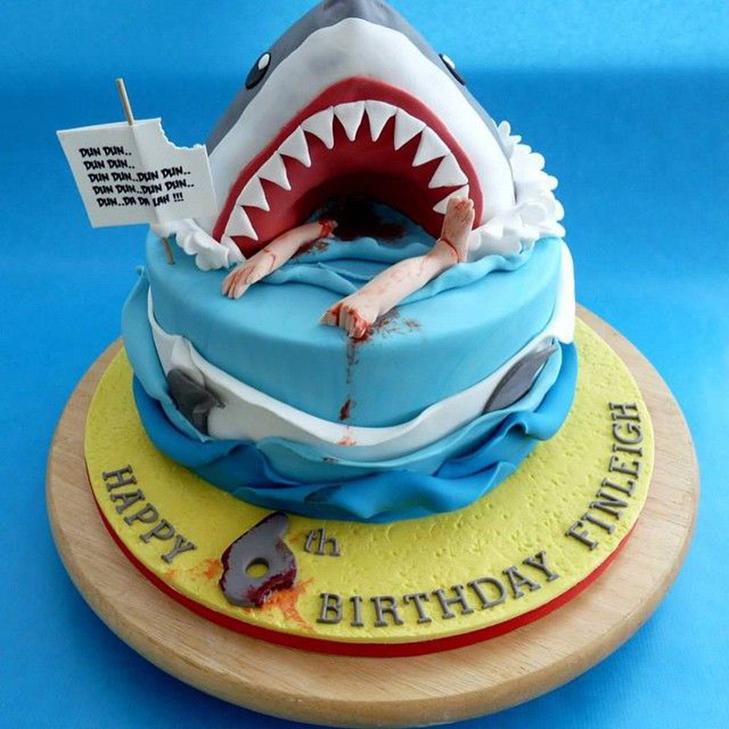 30 крутих тортів за мотивами відомих фільмів - фото 12