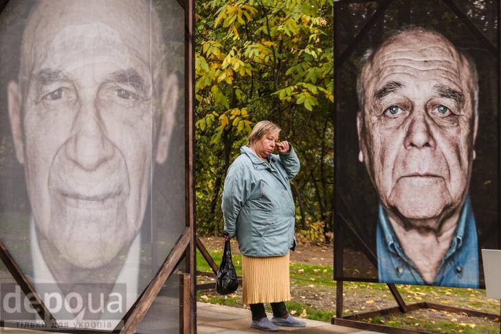 75-річчя трагедії: До Бабиного яру не перестають іти люди - фото 21