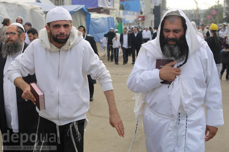 Як 40 тисяч хасидів святкували Новий рік в Умані - фото 3