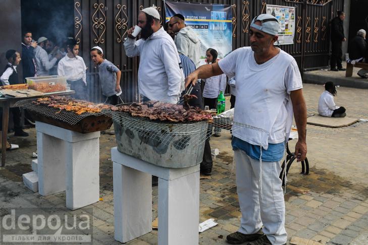 Як 40 тисяч хасидів святкували Новий рік в Умані - фото 1
