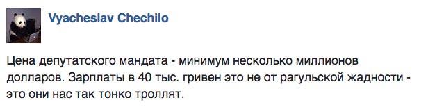 Депутатська зарплата та не справжня Надія Савченко - фото 13