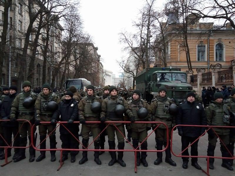 Третя річниця Майдану (ФОТОРЕПОРТАЖ) Оновлюється - фото 3