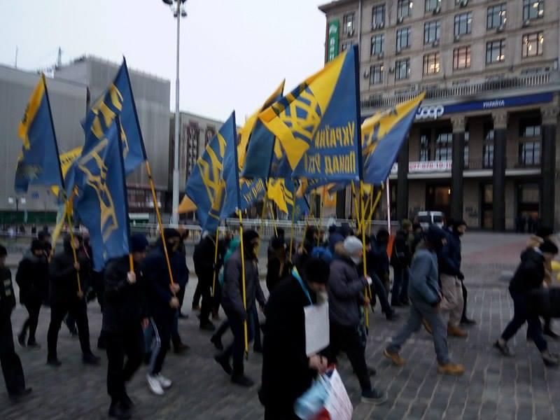 Третя річниця Майдану (ФОТОРЕПОРТАЖ) Оновлюється - фото 6