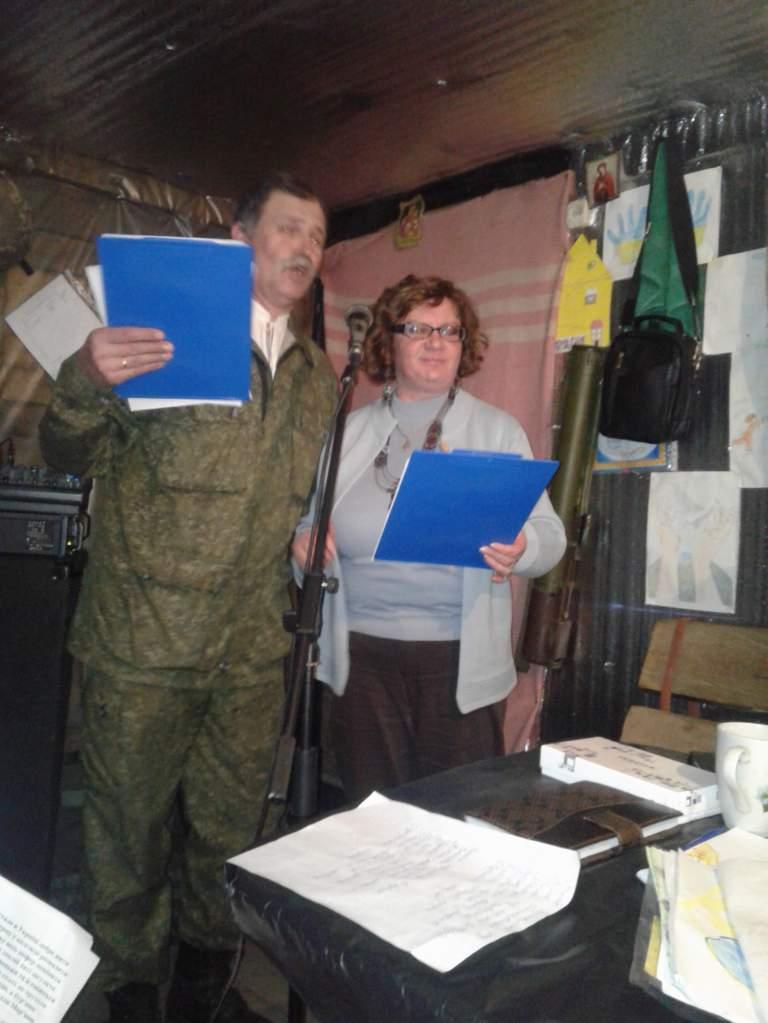 Тульчинці проїхали три тисячі кілометрів, щоб підняти бойовий дух захисників України  - фото 13