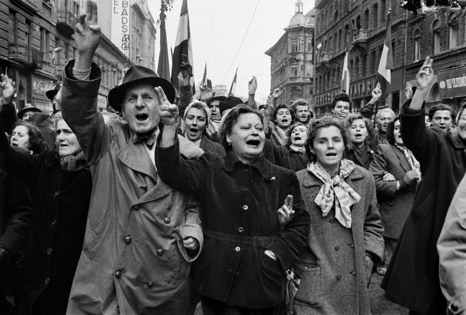 Історія дня: як угорці вперше постали проти Радянського союзу - фото 8