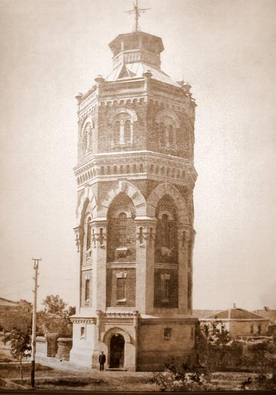 Символ Маріуполя: Як старовинну вежу перетворюють на культурний центр - фото 1