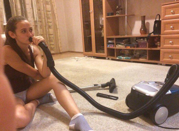 30 нелепых фото девушек, которые не должны были попасть в Интернет- фото 8