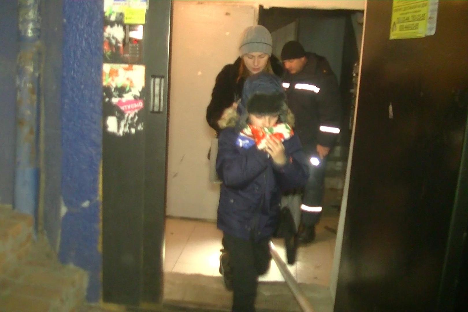 У центрі Харкова палала багатоповерхівка: евакуйовані понад 20 людей  - фото 1