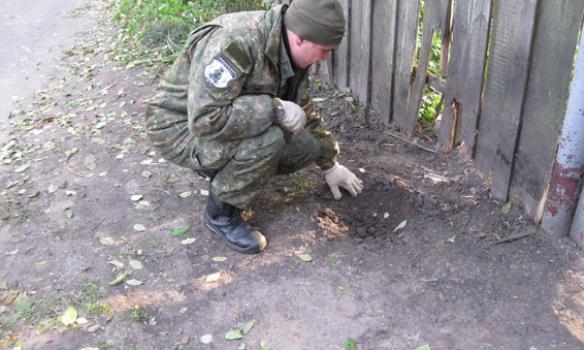 На Чернігівщині подружня пара втрапила на розтяжку біля свого будинку - фото 3