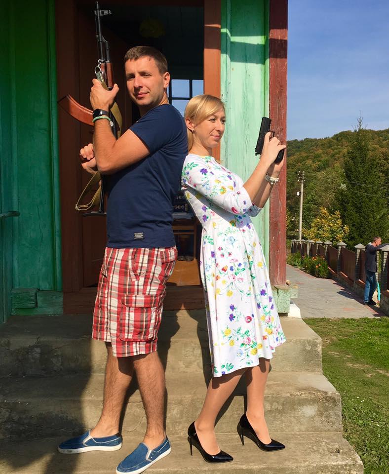 Сестра Парасюка тестується у київську поліцію  - фото 1