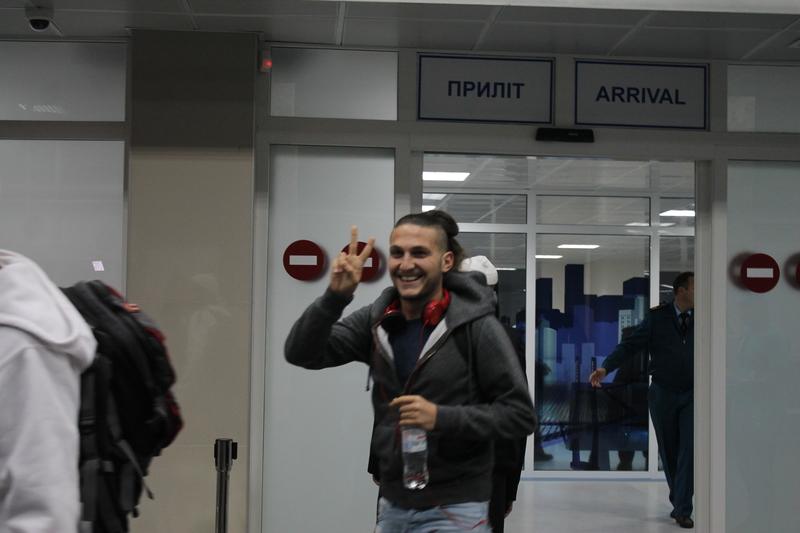 Вінницький аеропорт прийняв перших паломників-хасидів - фото 9