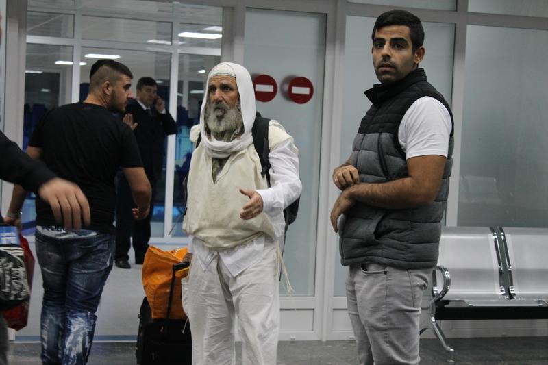 Вінницький аеропорт прийняв перших паломників-хасидів - фото 8