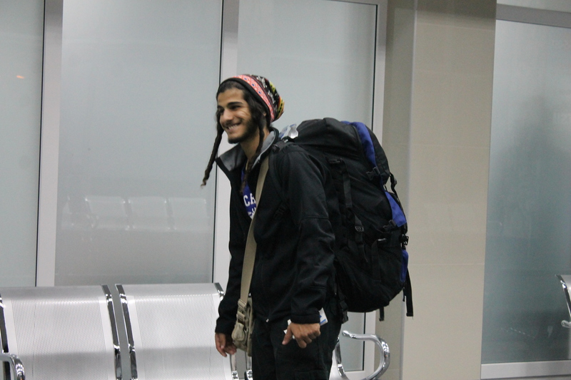 Вінницький аеропорт прийняв перших паломників-хасидів - фото 5