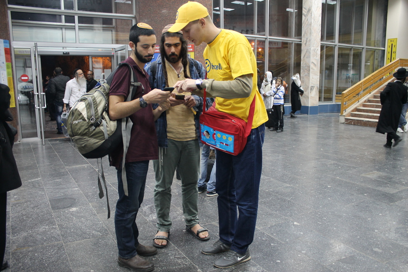Вінницький аеропорт прийняв перших паломників-хасидів - фото 4