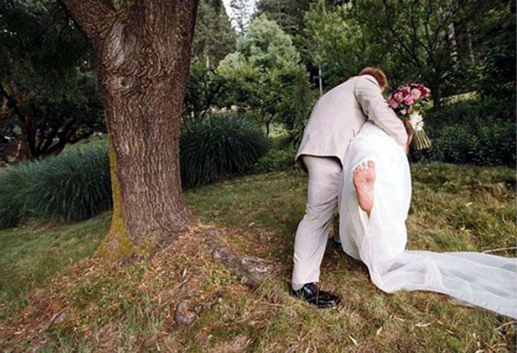 30 прикладів, коли у весільного фотографа все добре з почуттям гумору - фото 5