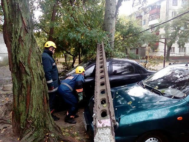 На Миколаївщині через негоду 53 населені пункти залишились без світла - фото 2