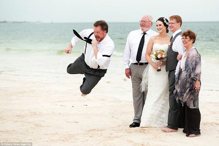 30 прикладів, коли у весільного фотографа все добре з почуттям гумору - фото 18