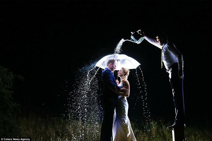 30 прикладів, коли у весільного фотографа все добре з почуттям гумору - фото 27
