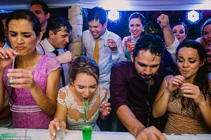 30 прикладів, коли у весільного фотографа все добре з почуттям гумору - фото 6