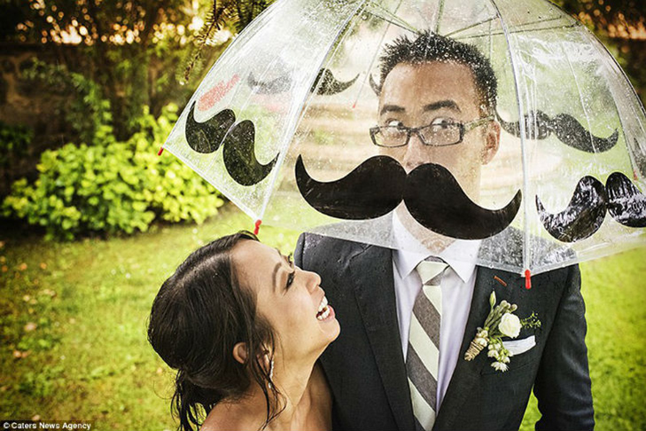30 прикладів, коли у весільного фотографа все добре з почуттям гумору - фото 28