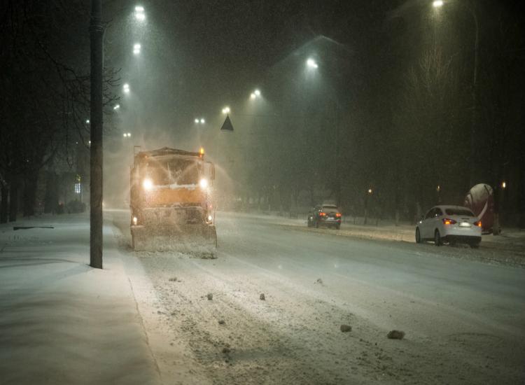 Київ замело снігом - фото 1