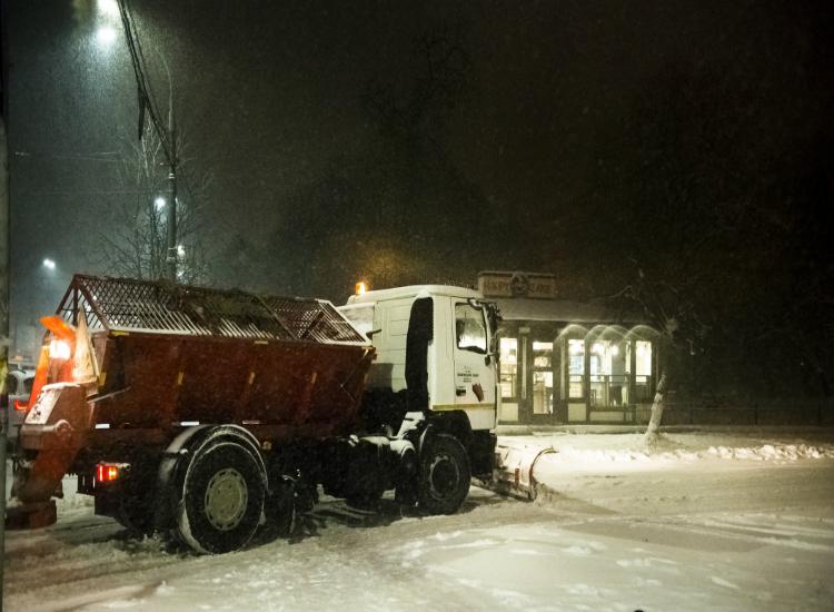 Київ замело снігом - фото 2