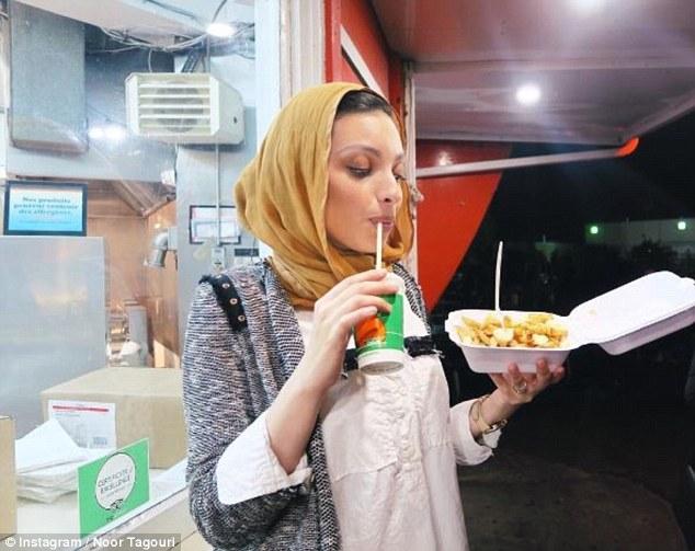 Мусульманка в хіджабі знялася для Playboy - фото 1