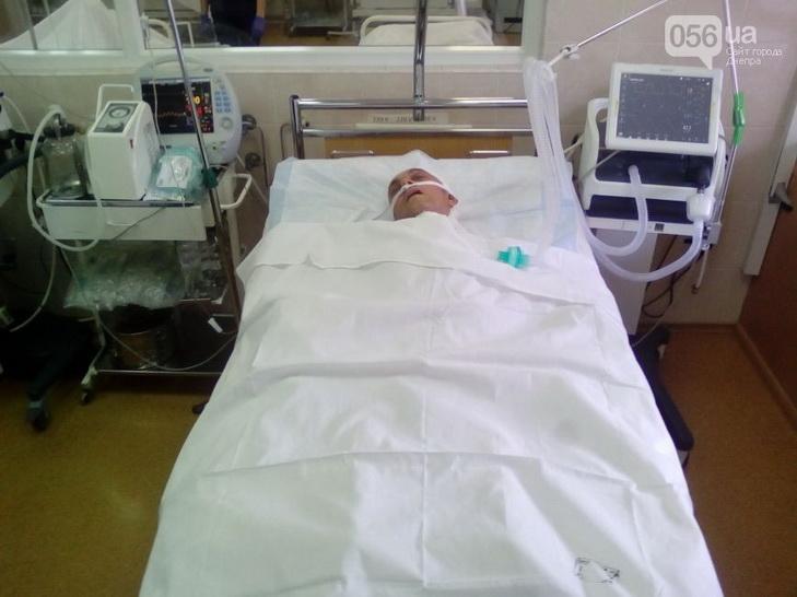 З початку тижня до Дніпра доправили дев'ятьох поранених бійців - фото 1