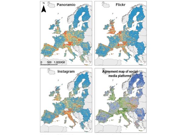 Найгарніші місця Європи нанесли на карту  - фото 2