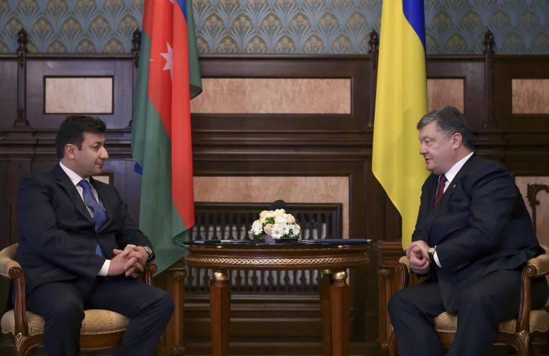 Порошенко прийняв вірчі грамоти від послів Іраку та Азербайджану - фото 2