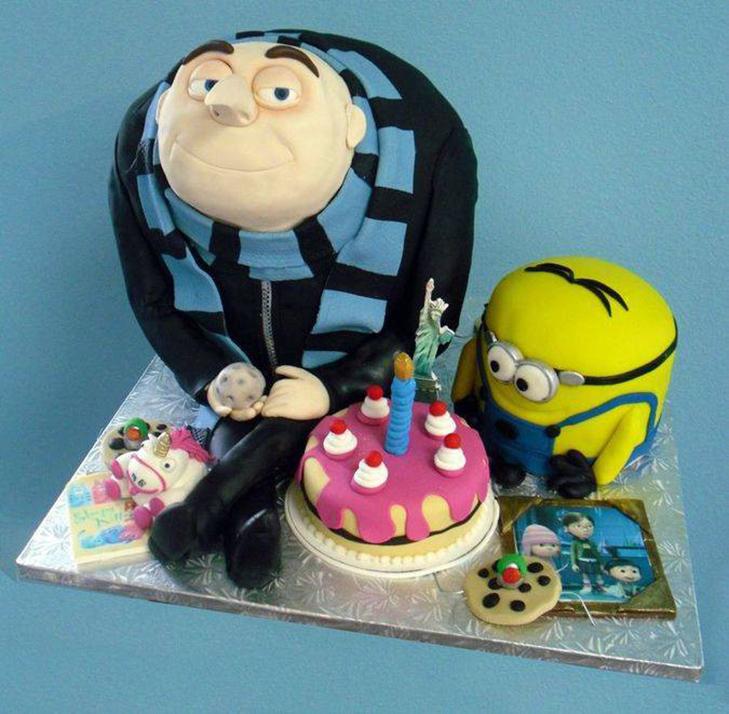 30 крутих тортів за мотивами відомих фільмів - фото 27