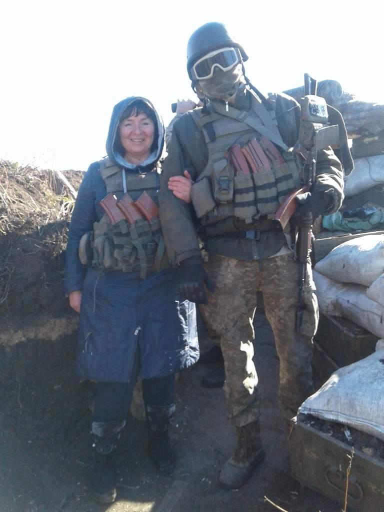 Тульчинці проїхали три тисячі кілометрів, щоб підняти бойовий дух захисників України  - фото 2