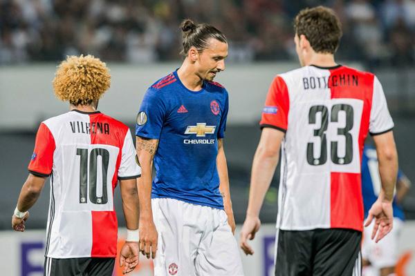 """Чому """"Зоря"""" має шанси проти """"Манчестер Юнайтед"""" - фото 1"""
