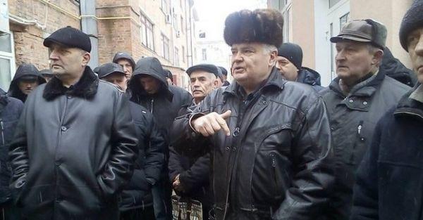У Вінниці пенсіонери міліції пікетують управління Нацполіції - фото 2