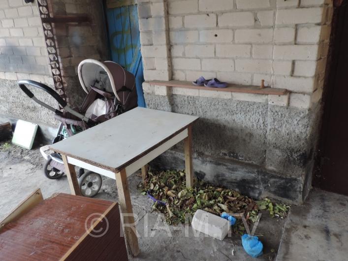 З'явилися знімки з місця страшного вбивства на Запоріжжі - фото 5