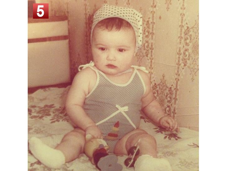 Зірки у дитинстві: вгадай хто є хто - фото 5