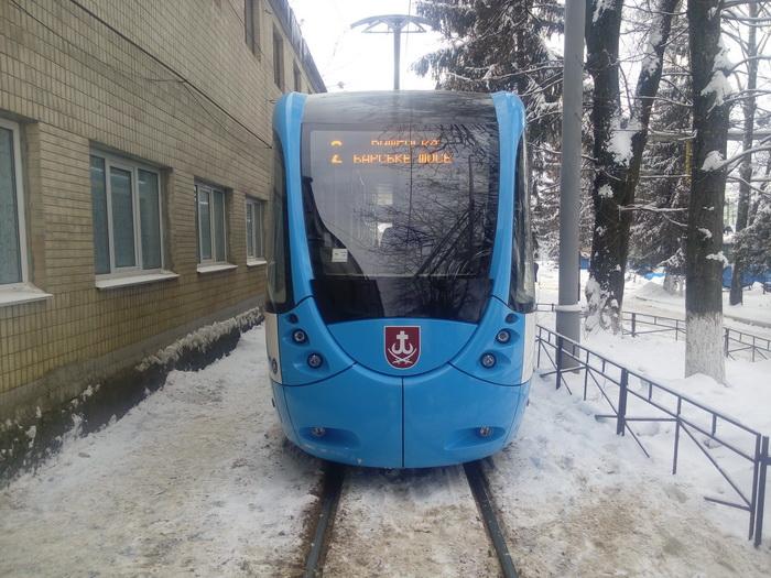 Травмвай вінницького виробництва вийшов на маршрут - фото 3