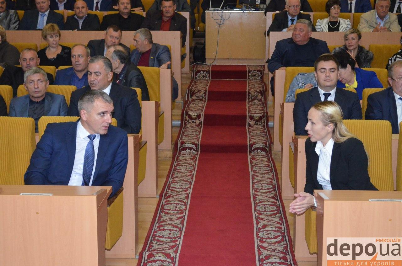 Як Миколаївщині представили нового голову ОДА