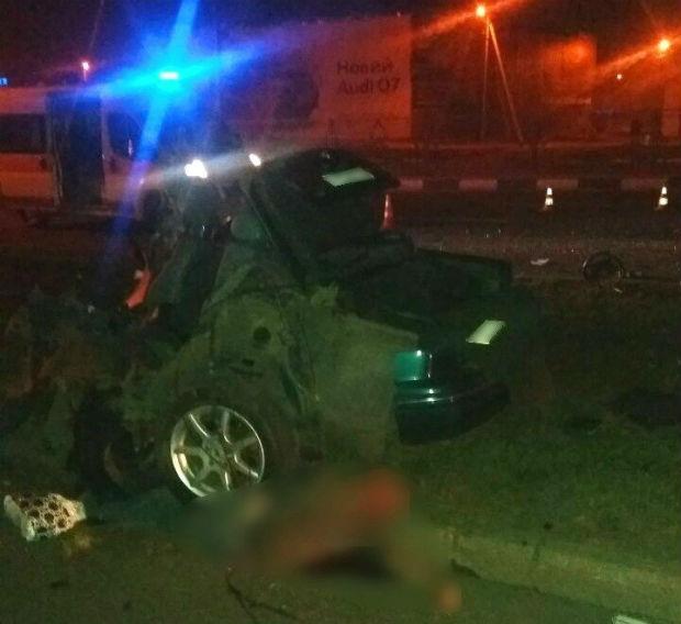 У Харкові оприлюднили кадри з місця ДТП, у якому загинули четверо людей - фото 4