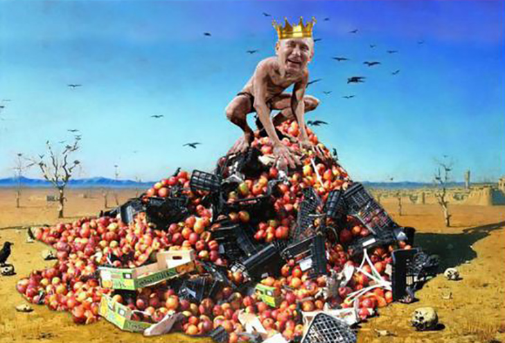 Як соцмережі вітають Путіна з Днем народження (ФОТОЖАБИ) - фото 10