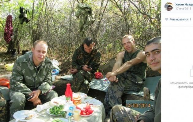 Волонтери викрили групу танкістів з Чечні, які воювали на Донбасі (ФОТО)  - фото 4
