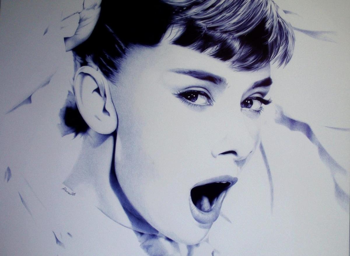 Надзвичайно реалістичні картини українського художника, намальовані звичайною ручкою, підірвали мережу - фото 3