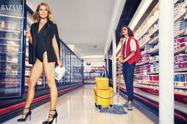 Гвінет Пелтроу засвітила голі сідниці у супермаркеті - фото 1
