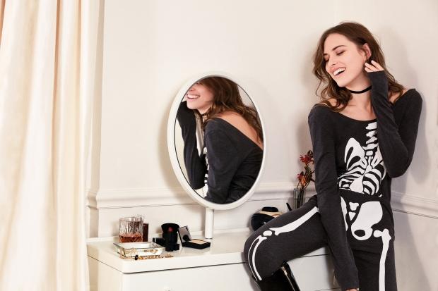 Сексуальний Хеллоуїн: відомий бренд білизни створив жахливо звабливу колекцію - фото 1