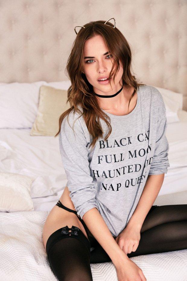 Сексуальний Хеллоуїн: відомий бренд білизни створив жахливо звабливу колекцію - фото 5