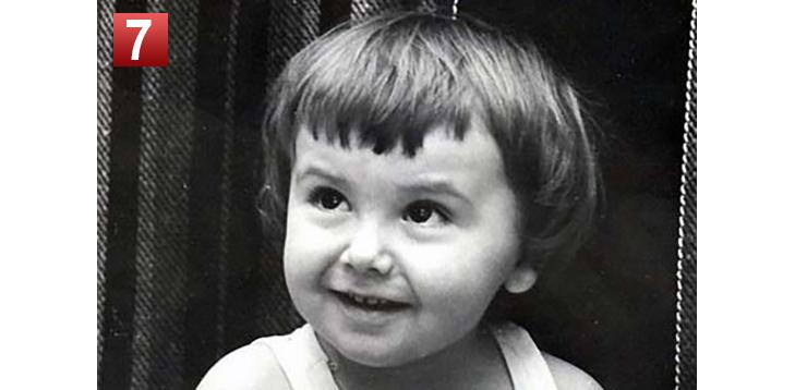 Зірки у дитинстві: вгадай хто є хто - фото 7