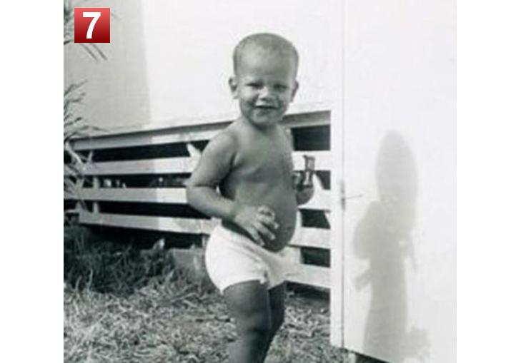 Політики у дитинстві: вгадай хто є хто - фото 17
